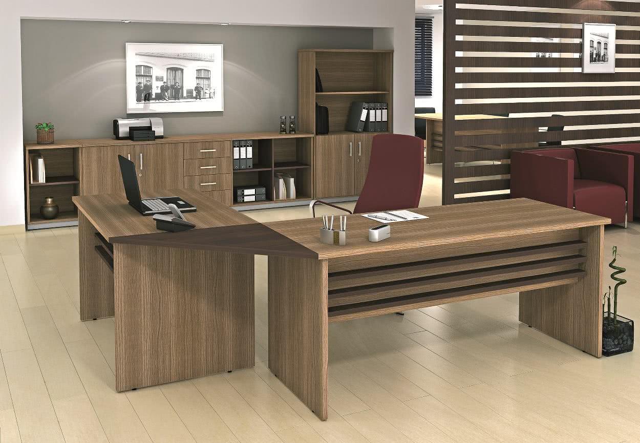 Moveis para escritorio1 escrit rios modernos - Mesas de escritorio ...